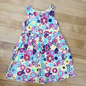 Gap Kids Floral Dress - Size 4